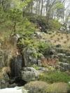 牧水の滝(人工滝)